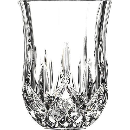 Lorren Home Trends Opera 2 oz. Crystal Shot Glass (Set of 6)