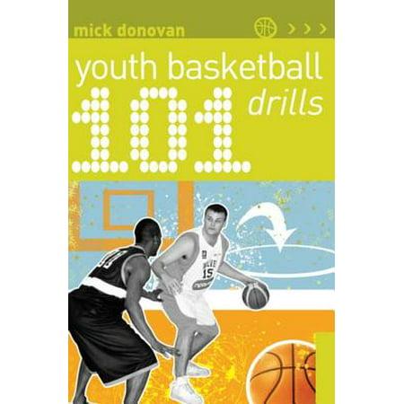 101 Youth Basketball Drills - eBook