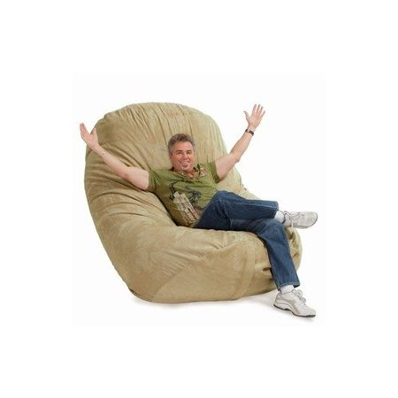 Bean bag chair super comfortable and cozy this for Oversized kids chair