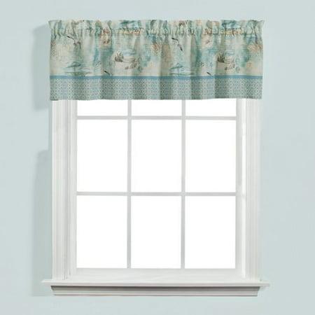 High tide kitchen curtain - Kitchen curtains walmart ...