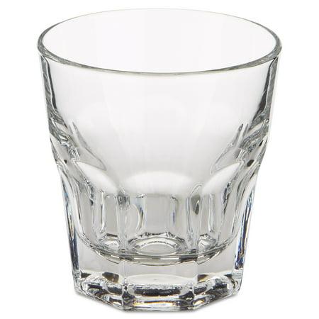 Libbey Gibraltar Rocks Glasses, Rocks, 8 oz, 3 5/8