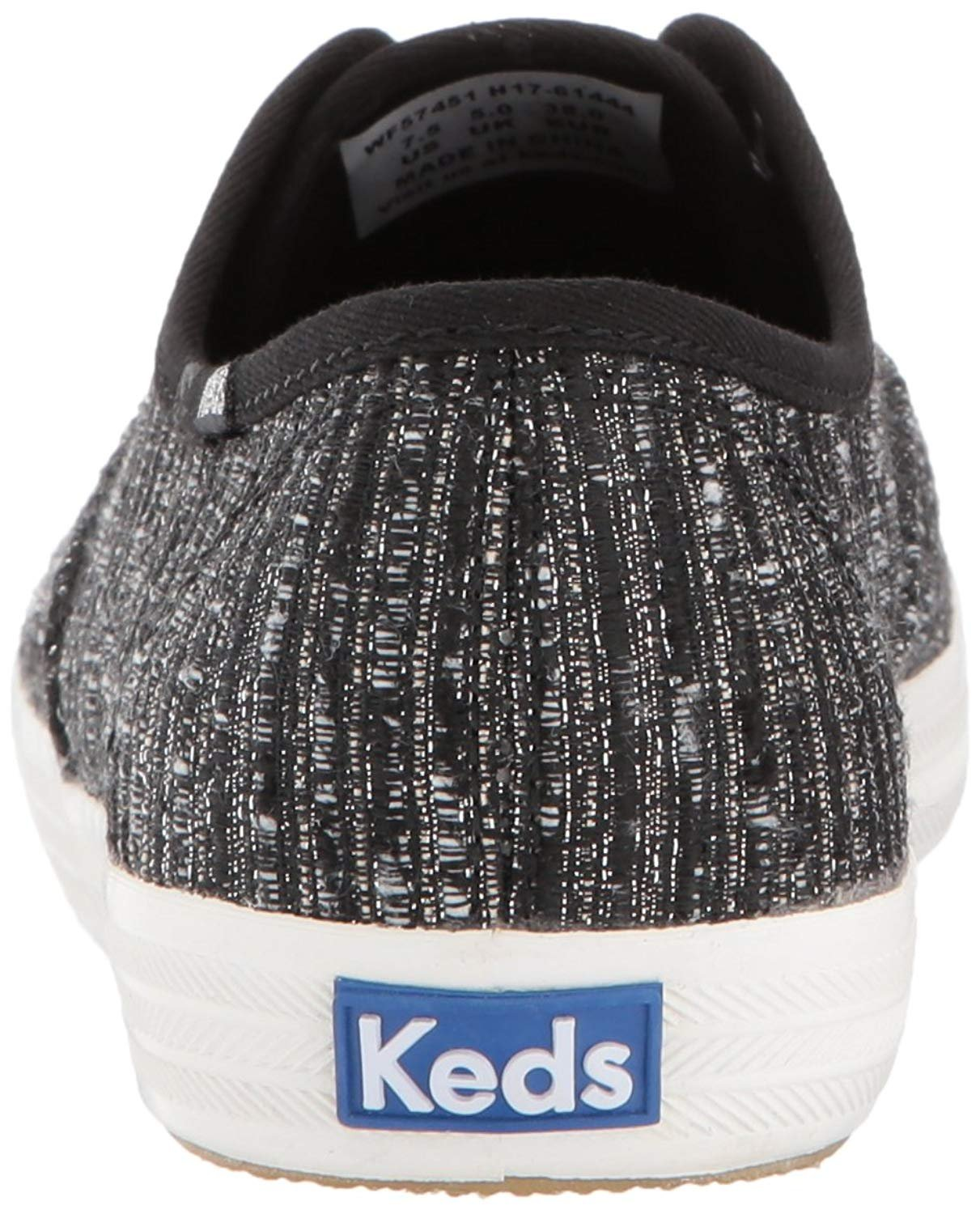 5328b93df6f83 Keds - Keds Women s Champion Lurex Stripe Fashion Sneaker