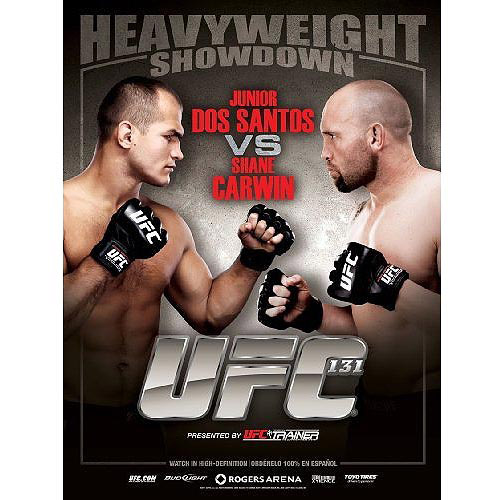 UFC 131: Dos Santos Vs. Carwin (Widescreen) by IDT CORPORATION