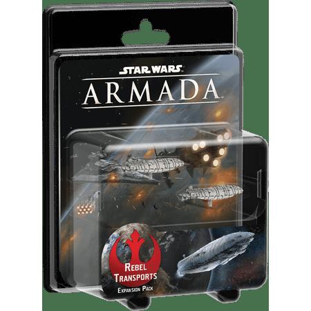 Star Wars Armada: Rebel Transports Expansion