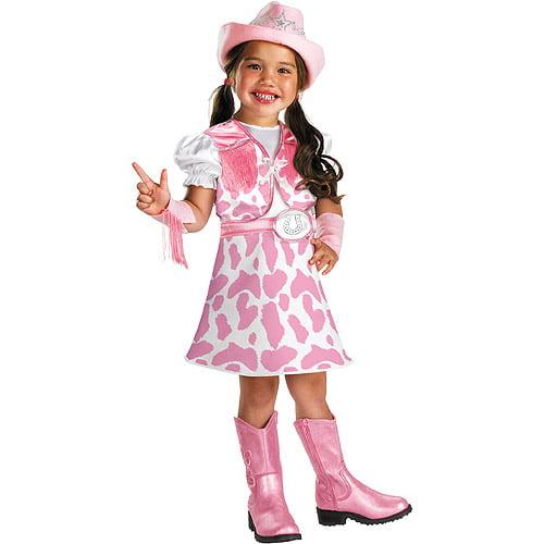 Wild West Cutie Toddler Costume