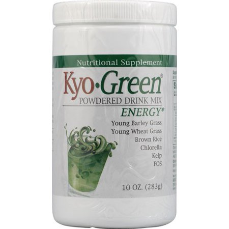 Kyolic Kyo-Green Energy Powdered Drink Mix - 10 Ounce
