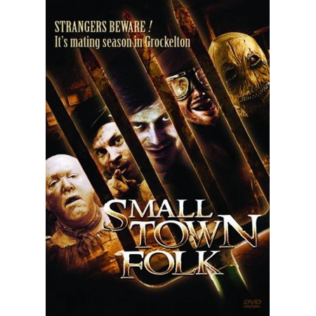Small Town Folk (DVD) (Best Small Ski Towns To Live In)