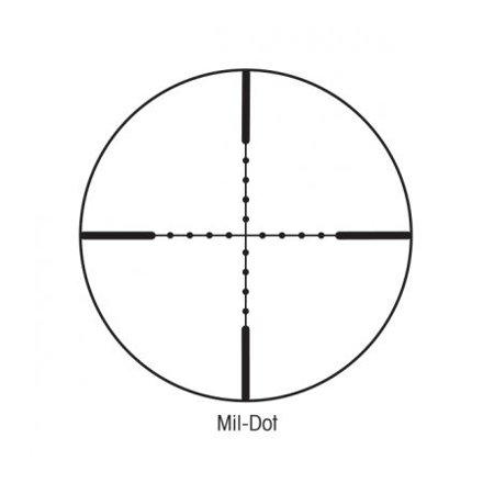 Sightron SIII 30mm Riflescope 3.5-10x44mm Long Range Mil-Dot/Centimeter Reticle
