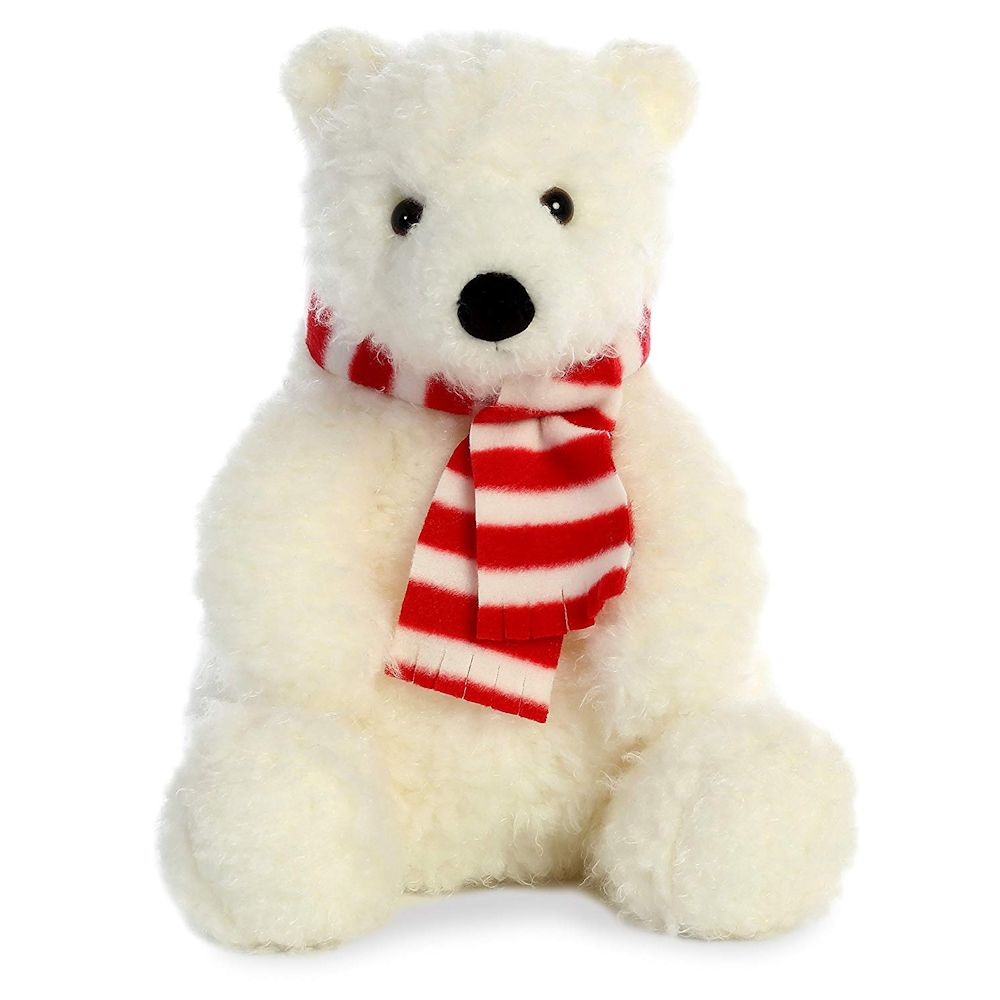 Aurora World 99019 Iceberg Bear 14 inch Stuffed Animal