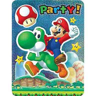 Super Mario Bros Jumbo Star