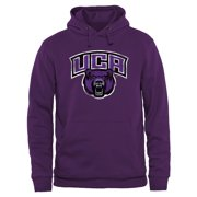 Central Arkansas Bears Classic Primary Pullover Hoodie - Purple