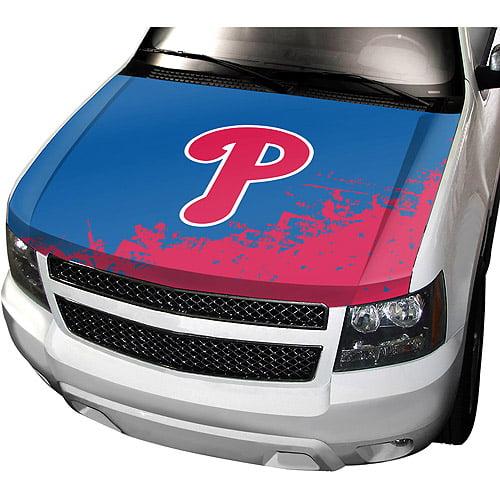 Philadelphia Phillies Auto Hood Cover