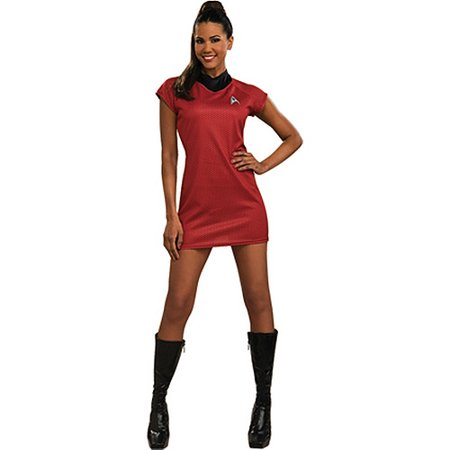 Deluxe Uhura Dress Adult Halloween Costume