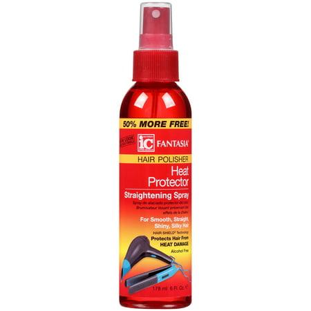 Fantasia® IC Heat Protector Straightening Spray Hair Polisher 6 fl. oz. Spray Bottle (Ic Brillen Preise)