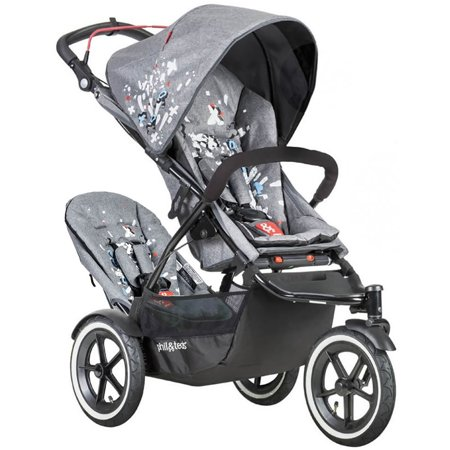 phil&teds Sport Stroller with Double Seat Kit -