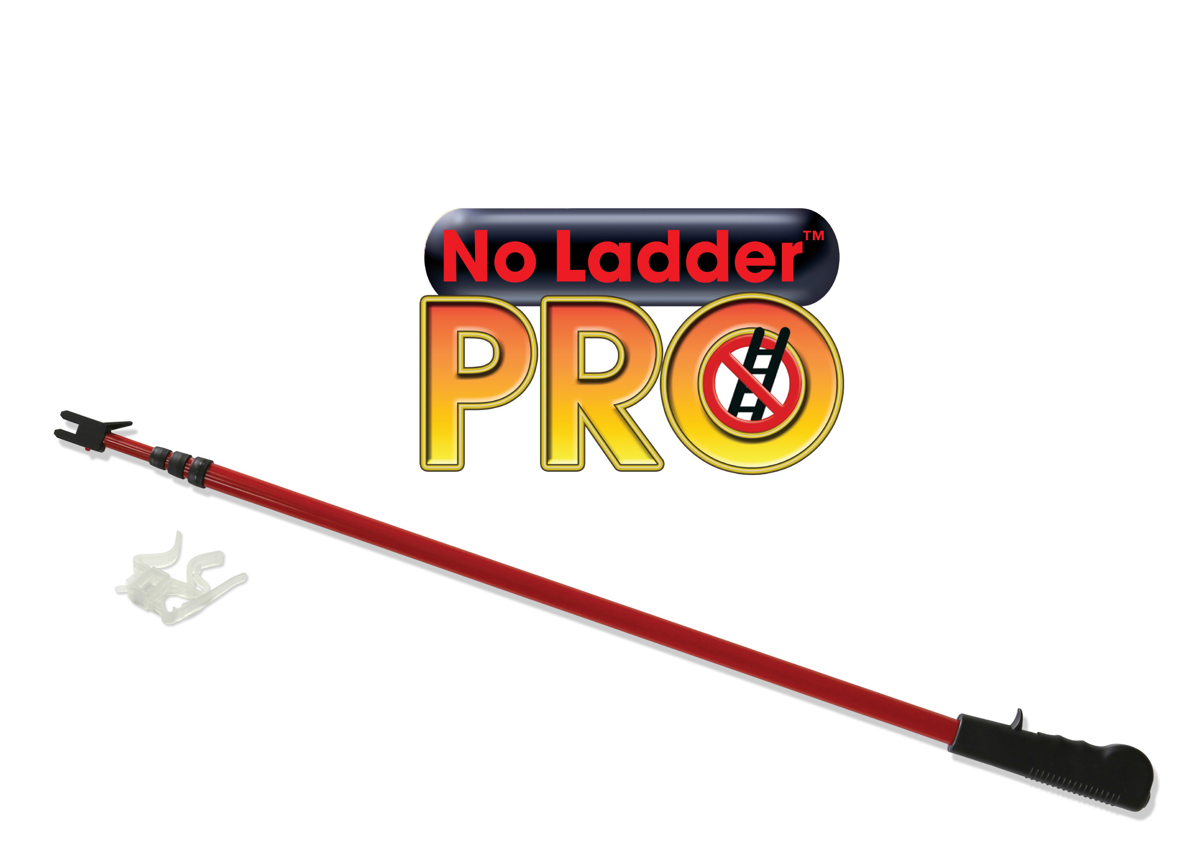 NEW DYNO NO LADDER PRO LIGHT HANGING KIT WITH RAPID RELEASE CLIPS