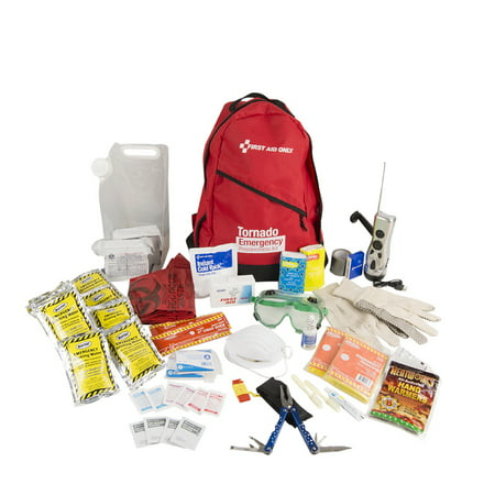 Backpack 2 Person (2 Person Emergency Preparedness Tornado)