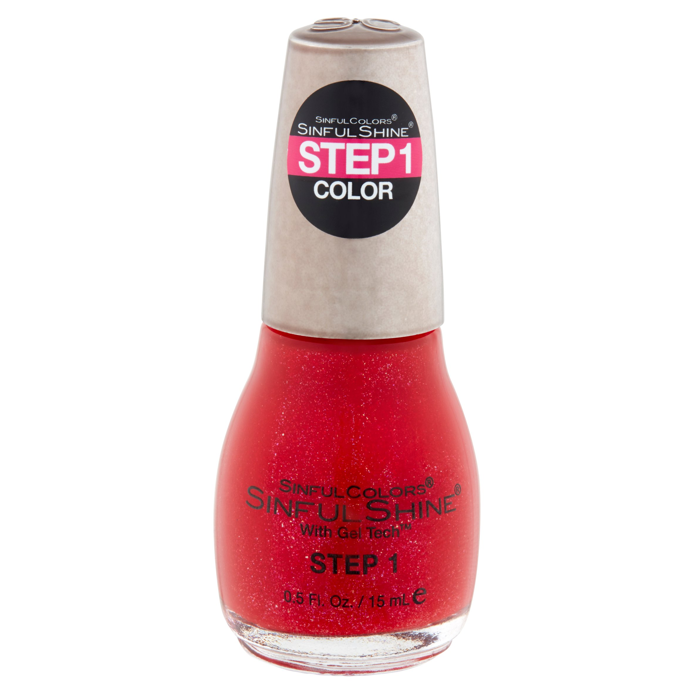 SinfulColors SinfulShine Step 2 Top Coat Nail Color, 0.5 fl oz SinfulColors SinfulShine Step 2 Top Coat Nail Color, 0.5 fl oz new picture