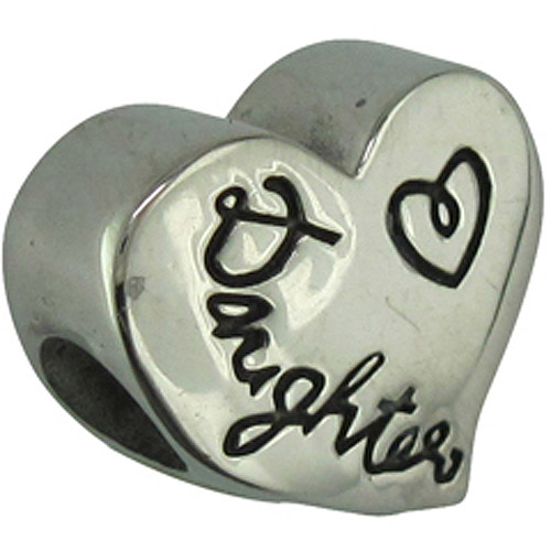 Connections from Hallmark Stainless Steel Mother/Daughter Charm