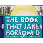 The Book That Jake Borrowed (Hardcover)