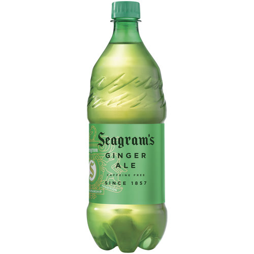 Seagram's Ginger Ale, 1 l