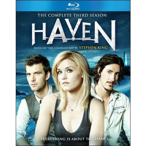 Haven: The Complete Third Season (Blu-ray) (Widescreen)