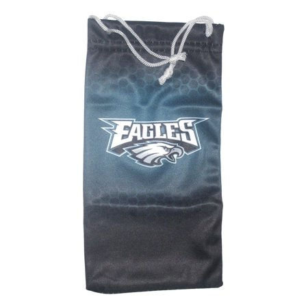 Philadelphia Eagles Sunglass Microfiber Glass (Sun Glass Case)