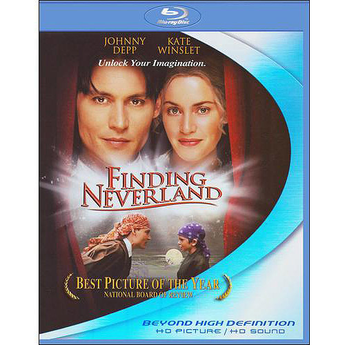 Finding Neverland (Blu-ray   Digital HD)