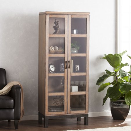 Southern Enterprises Cadee Curio Storage/Display Cabinet