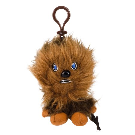 Star Wars Chewbacca Plush Backpack Clip](Baby Chewbacca)