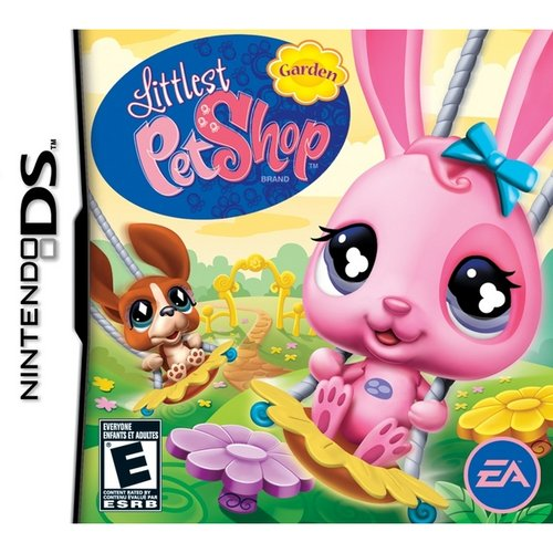 Littlest Pet Shop: Garden (DS)