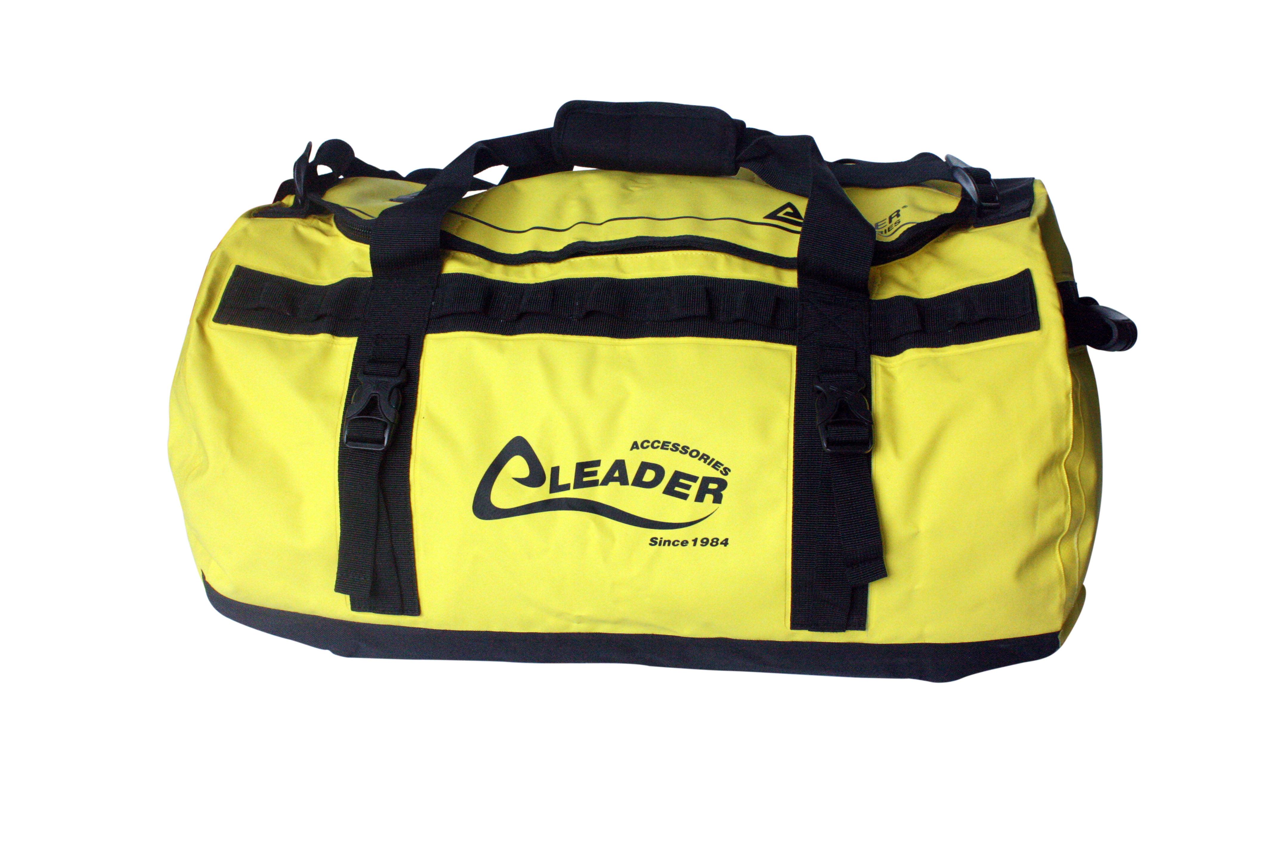 Leader Accessories Deluxe Waterproof PVC Tarpaulin Duffel Bag Backpack Dry  Bag 40l 70l 90l - Walmart.com 33125174c5372