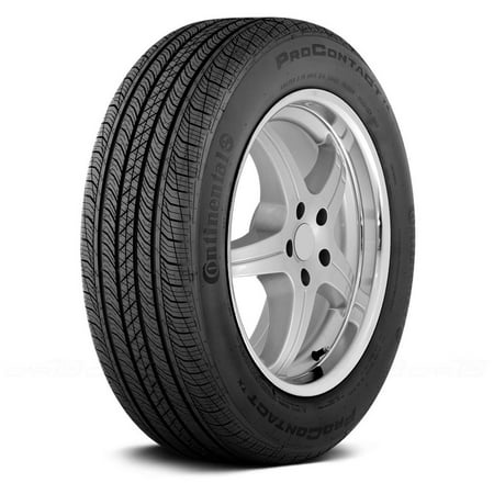 - Continental ProContact TX 245/45R18 96H BSW Touring / High Perf