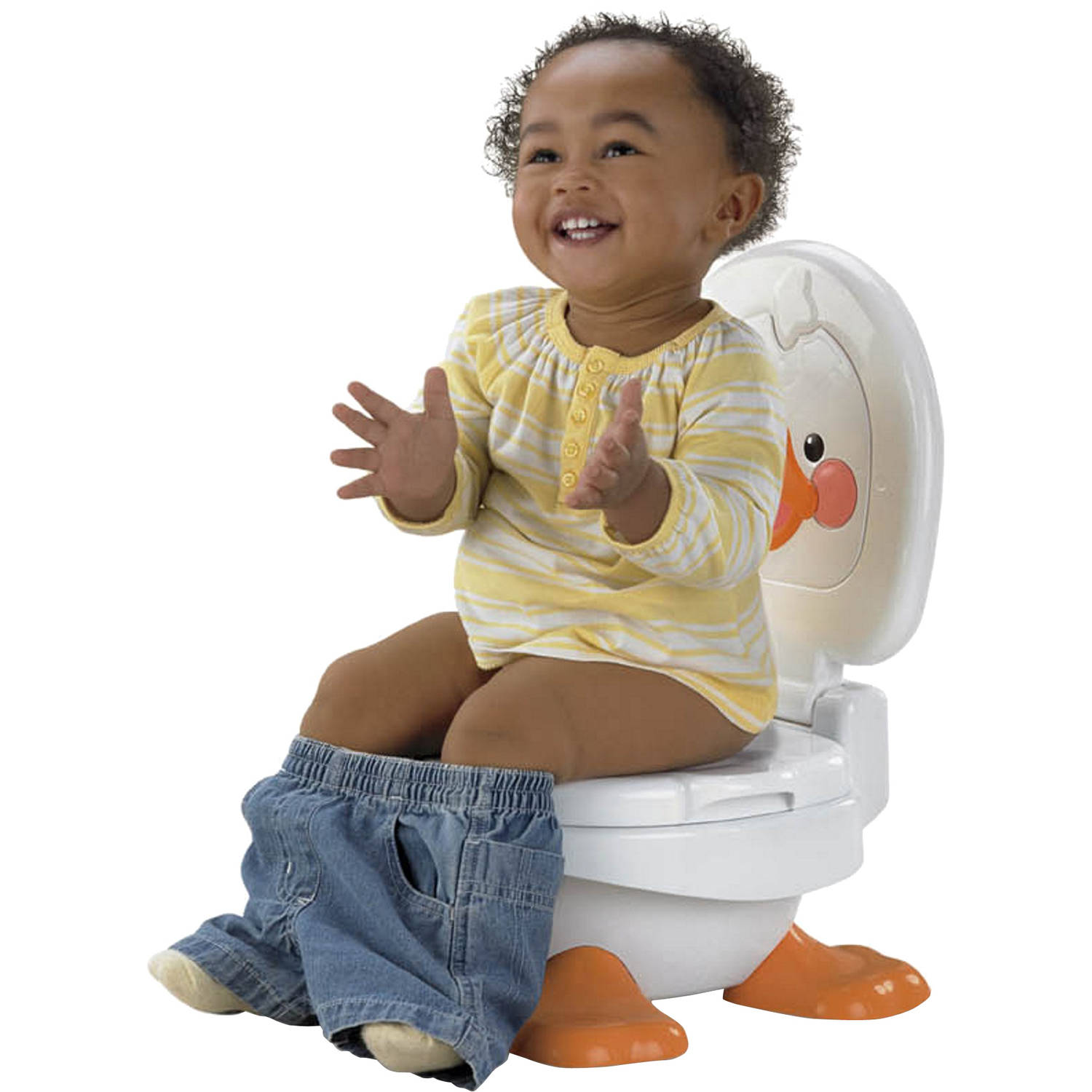 Fisher-Price - Ducky Fun 3-1 Potty Seat