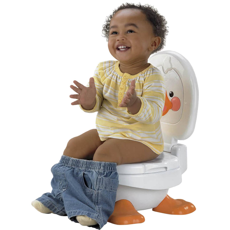 Fisher-Price - Ducky Fun 3-1 Potty Seat