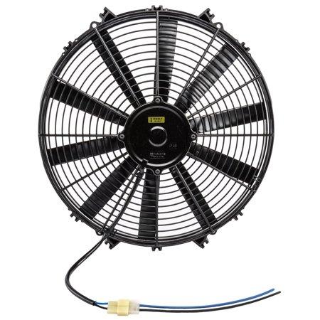 JEGS Performance Products 52137 Low Profile Electric Fan 16 Diameter 130 Watt