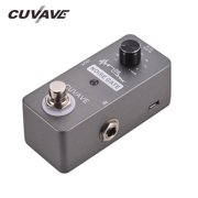 CUVAVE NOISE GATE Noise Reduction Guitar Effect Pedal Zinc Alloy Shell True Bypass