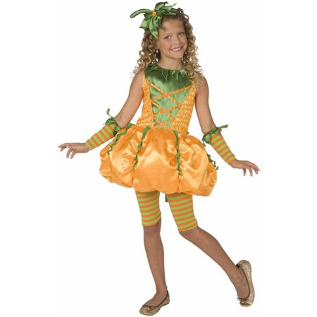 Precious Pumpkin Girls' Child Halloween Costume - Pumpkin Ideas For Halloween Girls