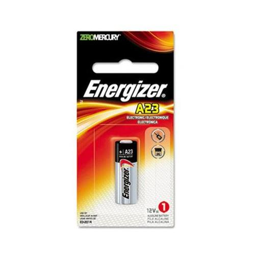 2 Pack - Energizer Watch/Electronic Battery Alkaline  A23 12V MercFree 1 Each