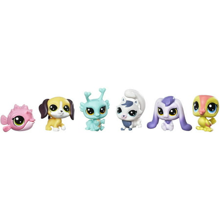 Littlest Pet Shop Favorite Pet Collection - Littlest Pet Shop Cupcakes