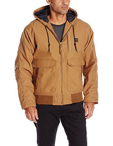 Lancaster Blizzard Fruf Hooded Jacket