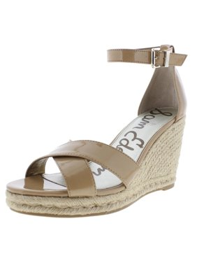 74caccd445ad68 Product Image Sam Edelman Womens Brenda Crossover Espadrille Wedge Sandals