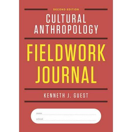 Cultural Anthropology Fieldwork Journal