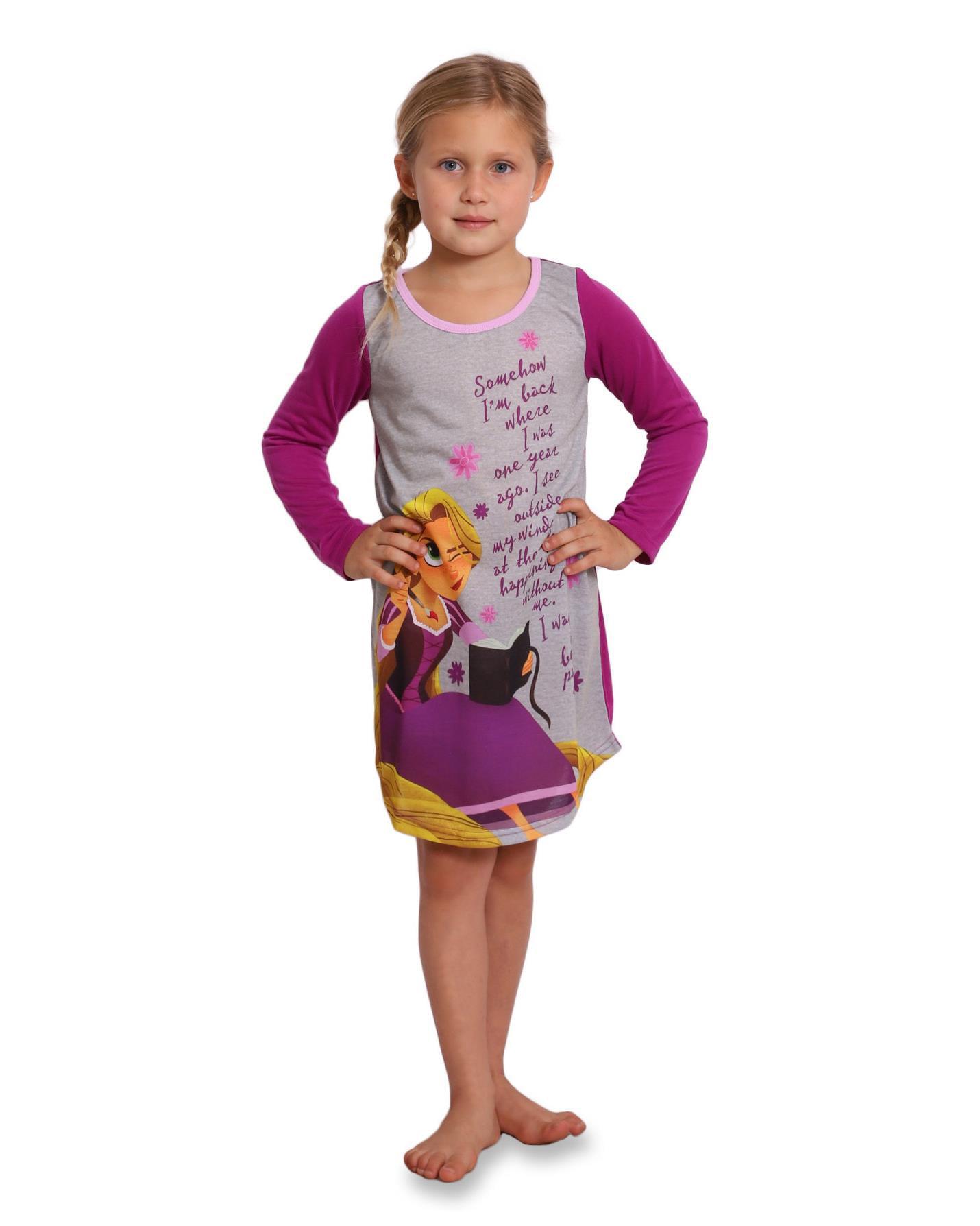 Girls' Rapunzel Nightgown