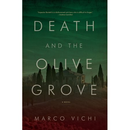 Death and the Olive Grove - eBook (Snow Patrol An Olive Grove Facing The Sea)