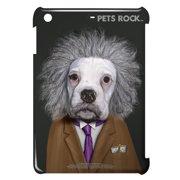 Pets Rock Brain Ipad Mini Case White Ipm