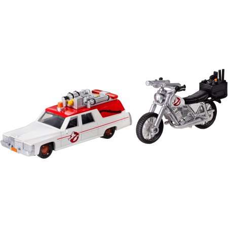 Ghostbusters Ecto 1 And Ecto 2 Vehicles Walmart Com