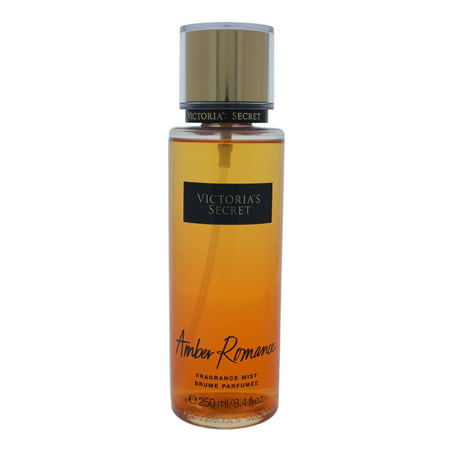 Victoria's Secret Body Mist, Amber Romance 8.4 oz