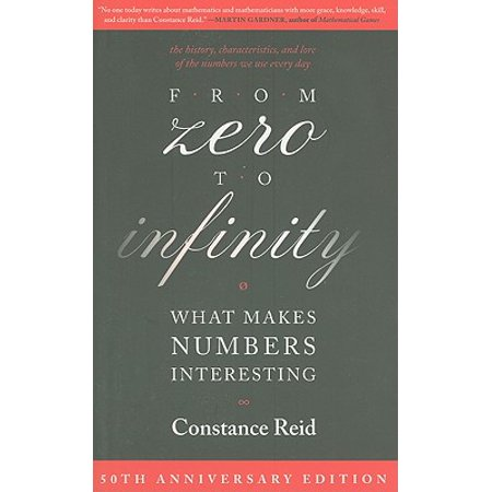From Zero to Infinity : What Makes Numbers (Zero To Infinity A History Of Numbers)