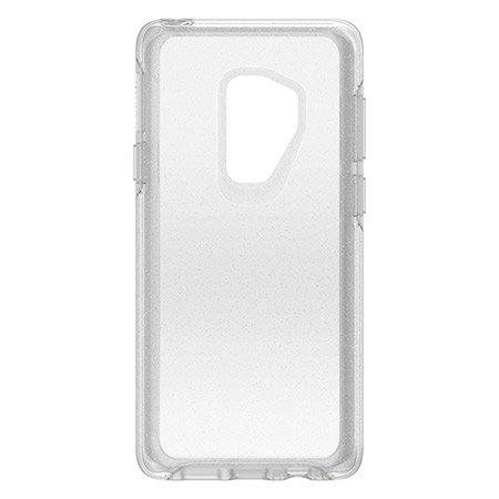 promo code 70a84 b31db OtterBox Symmetry Series Clear Case for Galaxy S9 Plus, Stardust